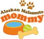 Alaskan Malamute Mommy Pet Mom Gifts and T-shirts