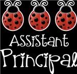 Assistant Principal Gift Ladybug Tshirts