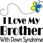 Down Syndrome Brother Awareness Gifts