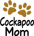 Cute Cockapoo Mom T-shirts and Gifts