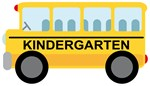 KINDERGARTEN SCHOOL BUS GIFTS AND T SHIRTS