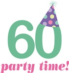 60 Party Time