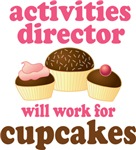 Funny Activities Director T-shirts and Gifts