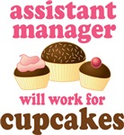 Funny Assistant Manager T-shirts and Gifts