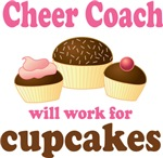 Funny Cheer Coach T-shirts and Gifts