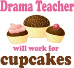 Funny Drama Teacher T-shirts and Gifts