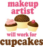 Funny Makeup Artist T-shirts and Gifts