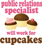 Funny Public Relations Specialist T-shirts and Gif