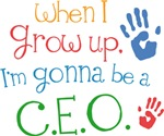 Future Ceo Kids T-shirts