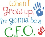 Future Cfo Kids T-shirts