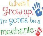 Future Mechanic Kids T-shirts