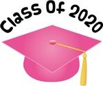 2020 School Class Graduation (Pink)