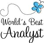 ANALYST GIFTS - WORLD'S BEST