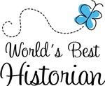 HISTORIAN GIFTS - WORLD'S BEST