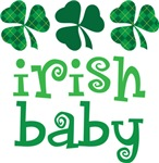 Irish Baby Shamrock Tee Shirts