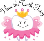 I Love The Tooth Fairy Tshirts