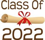 2022 School Class Diploma Design Gifts