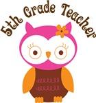 5th Grade Teacher Gift T-shirts and Mugs