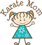 Karate Mom T-shirt Gifts