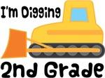 I'm Digging 2nd Grade Teacher Tshirts for 2nd Grad