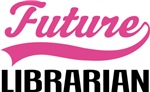 Future Librarian Kids Occupation T-shirts