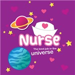 Nurse Best Job in the Universe gifts