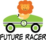 Future Racer Kids Tee Shirts