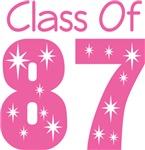 Class Of 1987 School T-shirts