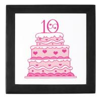 ANNIVERSARY CAKE PARTY GIFTS AND SHIRTS