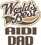Aidi Dad (Worlds Best) T-shirts