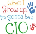 Future CIO Kids T-shirts