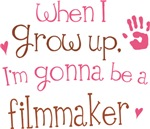 Future Filmmaker Kids T-shirts