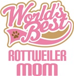 Rottweiler Mom T-shirts