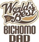 Bichomo Dad (Worlds Best) T-shirts