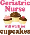 Geriatric Nurse Gift T-shirts