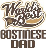 Bostinese Dad (Worlds Best) T-shirts