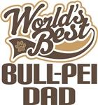 Bull-Pei Dad (Worlds Best) T-shirts