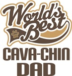 Cava-Chin Dad (Worlds Best) T-shirts