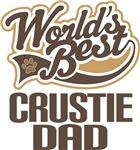 Crustie Dad (Worlds Best) T-shirts