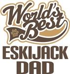 Eskijack Dad (Worlds Best) T-shirts