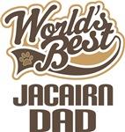 Jacairn Dad (Worlds Best) T-shirts