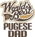 Pugese Dad (Worlds Best) T-shirts