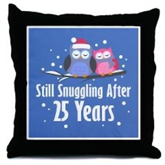 Snuggling Owls Anniversary T-shirt Gifts