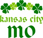 KANSAS CITY MISSOURI ST PATRICKS T-SHIRTS
