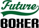 Future Boxer Kids T Shirts