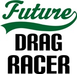 Future Drag Racer Kids T Shirts