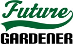 Future Gardener Kids T Shirts