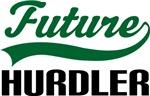 Future Hurdler Kids T Shirts