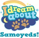 Samoyed Lover shirts and pajamas