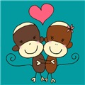 Sock Monkey Hugz